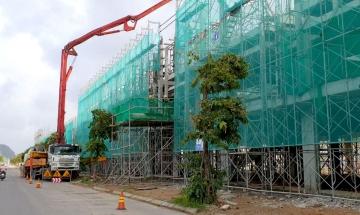 Cập nhật tiến độ xây dựng Shophouse Nguyễn Phước Lan - Khu đô thị Nam Hòa Xuân - Đà Nẵng 30/11/2019