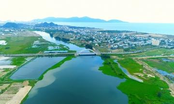Khai thông 'long mạch' Cổ Cò: Hình thành chuỗi đô thị ven sông