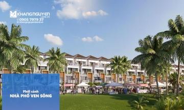 Shophouse Nam Hòa Xuân hấp dẫn nhà đầu tư cuối năm 2019