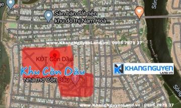 Sắp mở bán Hòa Xuân mở rộng: Khu Cồn Dầu - Hotline 0905.7979.37 để nhận chiết khấu cao nhất 8%