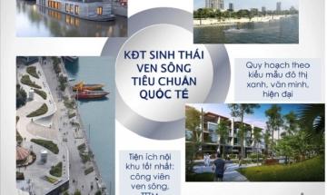 Sự kiện mở bán dự án Nam Hội An City - Khu đô thị sinh thái Ven Sông Hoài: Cơ hội cho nhà đầu tư thông thái