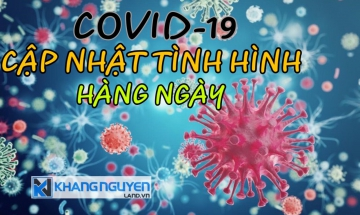 Tình hình dịch bệnh Covid-19 toàn cầu: Cập nhật