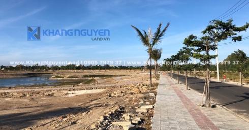 B2.136, Lô 3x, Khu đô thị Nam Hòa Xuân | Sàn giao dịch Khang Nguyễn Land