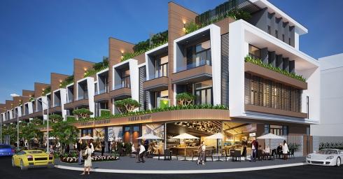 B2.7, Lô 4 Khu đô thị phức hợp Halla Jade Residence | Sàn giao dịch Khang Nguyễn Land