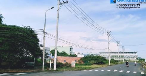 Lô mặt tiền đường Dương Loan - Khu dân cư Nam Cầu Cẩm Lệ | Sàn giao dịch Khang Nguyễn Land